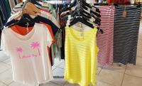 T-shirt, débardeurs Mindelo Bay chez Unique Pour Elles à Argences et Rocquancourt